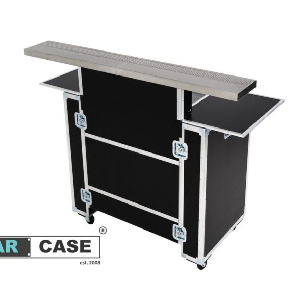 Mobile VIP Bar – Steel